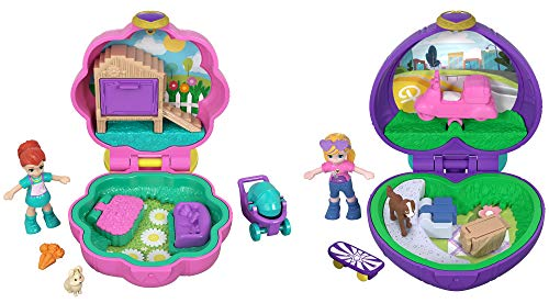 (Polly Pocket Tiny Pocket World 2 Pack )