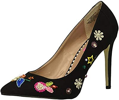 Betsey Johnson Women's Alexis Pump