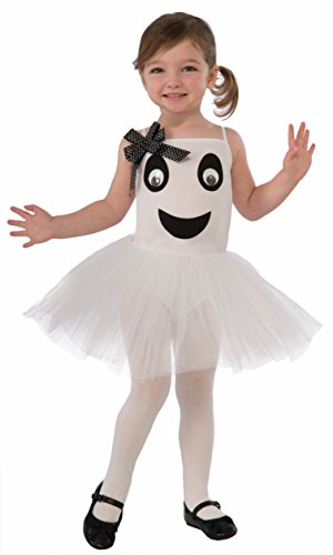 [Forum Novelties Toddler Boo-Tiful Ballerina Costume] (Ghost Baby Halloween Costume)