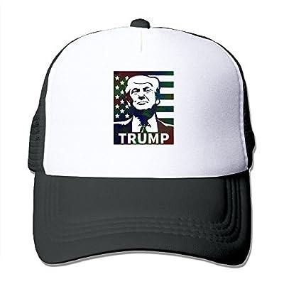 Donald Trump For President Trucker Hat Adjustable Snapback Strap Mesh Cap (6 Colors)