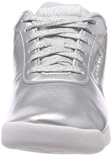 silver Metallic Royal De lgh white Charm Solid Reebok Para Multicolor Deporte Mujer Zapatillas 000 Grey wqzW8H