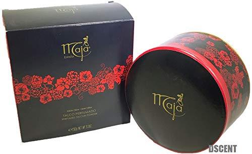 Maja Fine Perfumed Talcum Powder 5.3 oz Classic