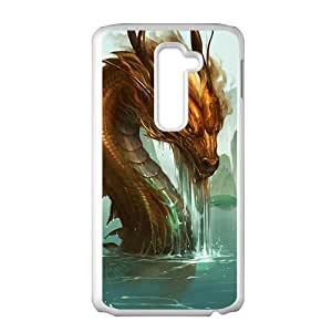 Ferocious dragon Cell Phone Case for LG G2