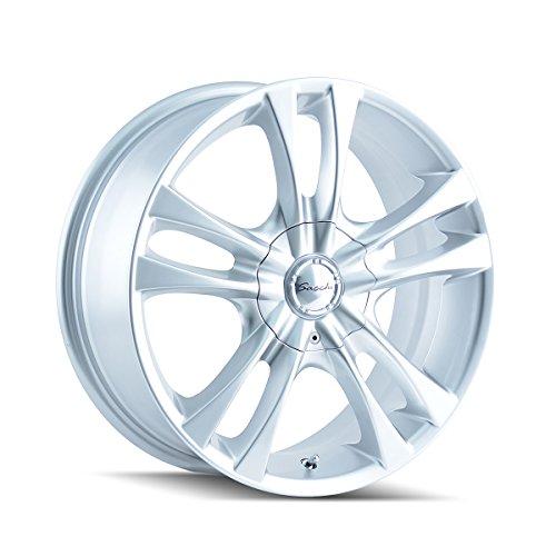- Sacchi S2 220 Hypersilver Wheel (16x7