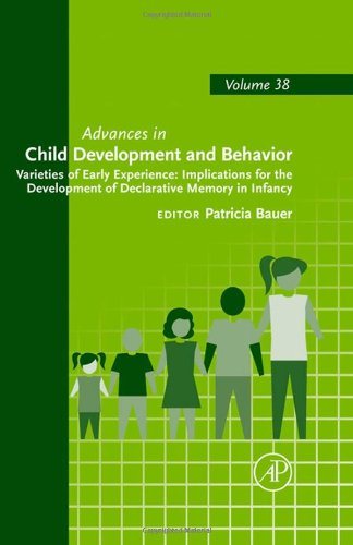Varieties of Early Experience: Implications for the Development of Declarative Memory in Infancy, Volume 38 (Advances in