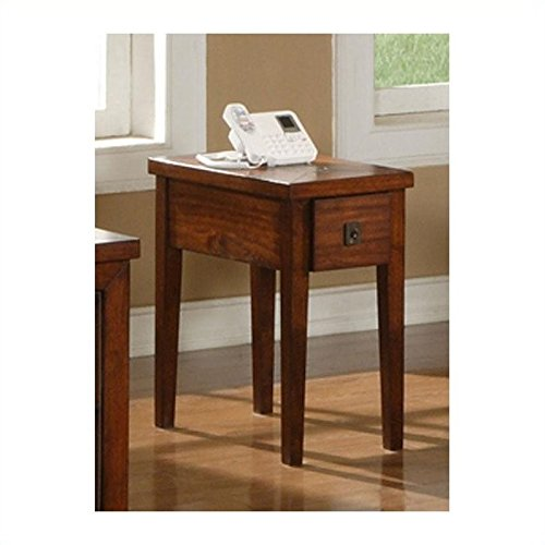 """Steve Silver Company Davenport Chairside End Table, 13"""" x 24"""" x 24"""" from Steve Silver"""