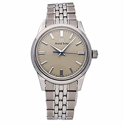 Seiko Grand Seiko Mechanical-Hand-Wind Male Watch SBGW235 (Certified Pre-Owned) from Seiko