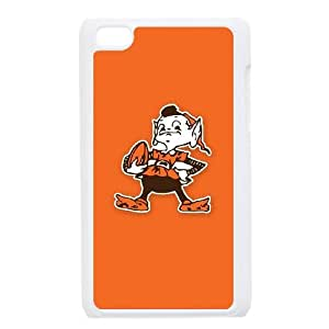 Cleveland Browns iPod Touch 4 Case White persent zhm004_8589934