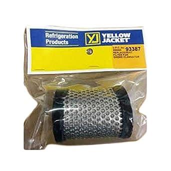 Amazon com: Yellow Jacket 93387 Oil Exhaust Smoke Eliminator