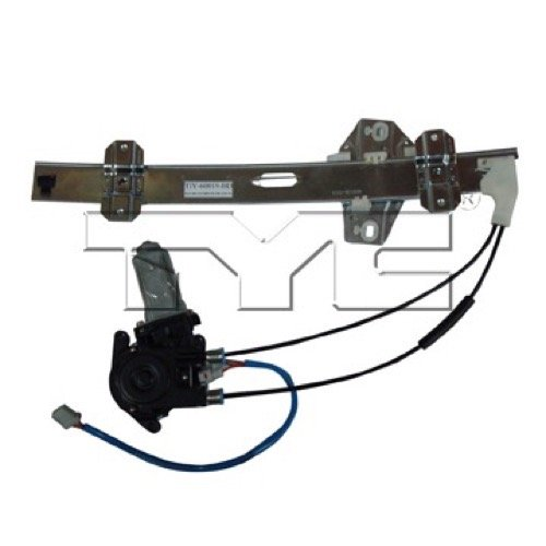 - Go-Parts » 1994-1997 Honda Accord Power Window Regulator with Motor - Front, Left (Driver) Replacement 72250-SV2-003 HO1350114
