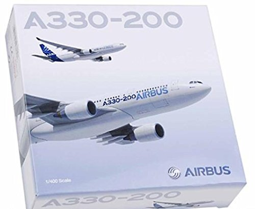 Dragon Models Airbus A330-200 - 2011 Livery Diecast Aircraft, Scale 1:400