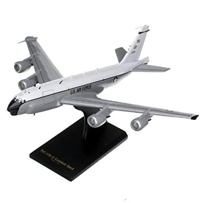 Mastercraft Collection Boeing RC-135U Combat Sent Old Engines Model Scale:1/100