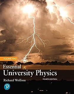 Amazon com: Essential University Physics: Volume 2 (3rd