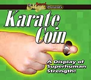 Karate Coin Trick From Royal Magic
