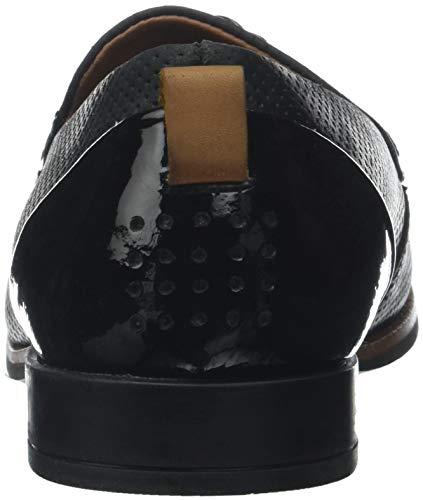 004 Mariane noir Femme Mocassins Noir Tbs xXvRwx