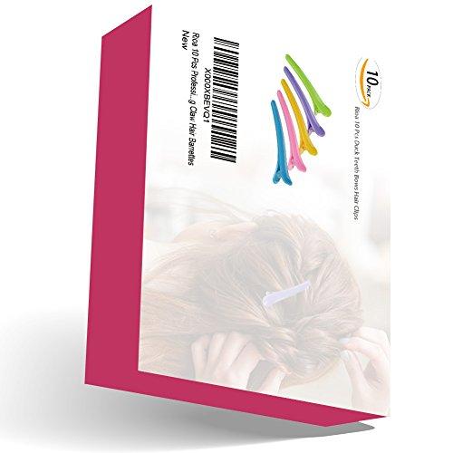 Rioa-10-Piece-Professional-Multicolor-Plastic-Hair-Clips-DIY-Accessories-Pins-16-Ounce
