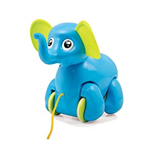 Giggles Alphy The Elephant