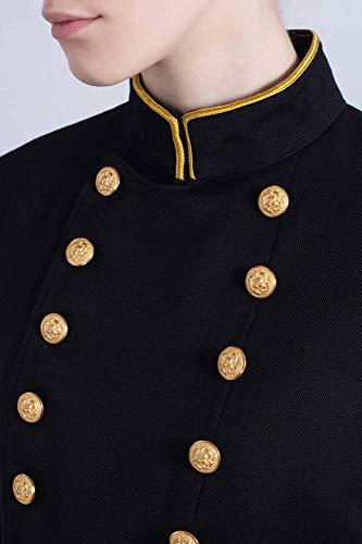 Nero Di Militare Giacca Polo Lauren Panno In Donna Ralph Lana xwqWIT0fz
