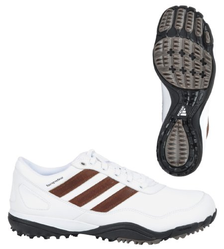 Adidas Puremotion Tour Golf Shoes (ADI7059) White Medium 9.5 O99008