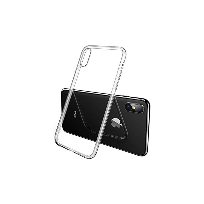beegod Phone Case Clear Hybrid Case Thin