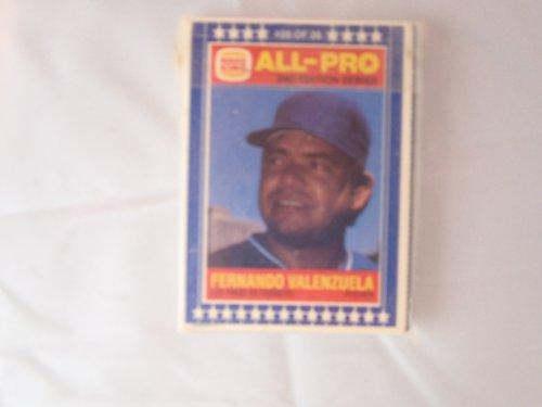 1987-burger-king-all-pro-2nd-series-20-card-baseball-set