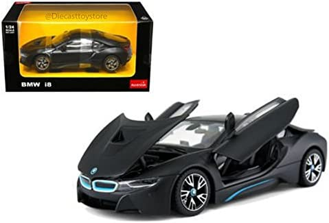 Rastar 1:24 BMW i8 Concept Car diecast model new in box red