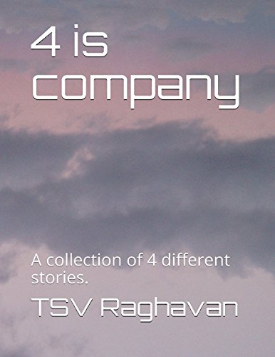 Download 4 is company: A collection of 4 different stories. pdf epub