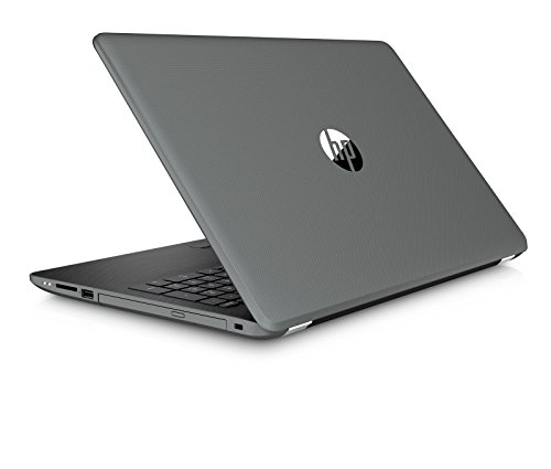 HP 15 BW519AU 2018 15.6-inch Laptop (7th Gen A9 -9420/4GB/1TB/Windows 10 Home/Integrated Graphics), Smoke Gray