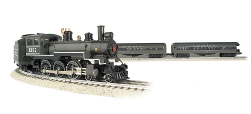 The Greyhound - O Scale Ready to Run Electric Train Set ()