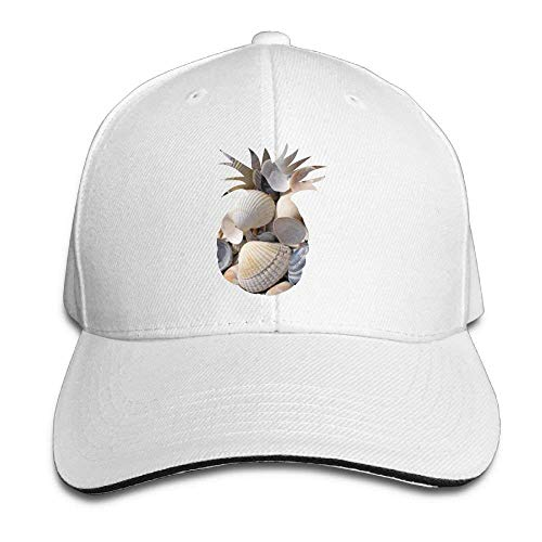 Adjustable Unisex Sandwich Shell NDJHEH Pineapple Pattern Gorras Baseball béisbol of Caps Hats xqwxF4YU