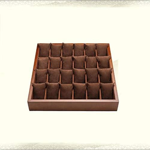 SBSNH ストレージボックス-クラシックレトロスタイルの木製木製ウォッチボックスハイエンドカスタムコレクションストレージボックス