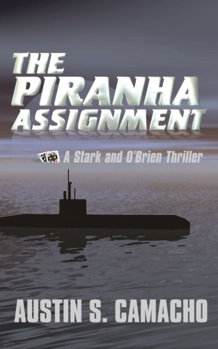 book cover of The Piranha Assignment