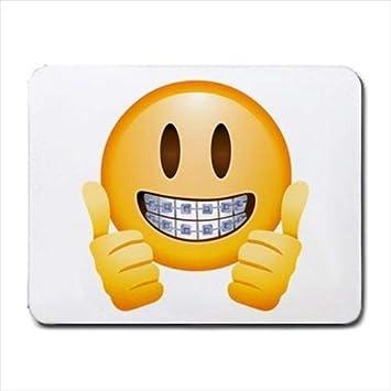 N\A Thumbs Up Emoji Emoticon Mousepad (Alfombrilla ...