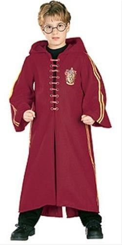 Deluxe Quidditch Robe Costume - Large