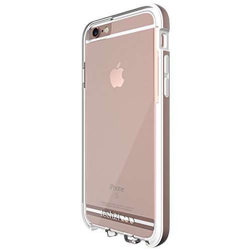 Tech 21 Cell Phone Case for iPhone 6 Plus - Polished Rose Gold