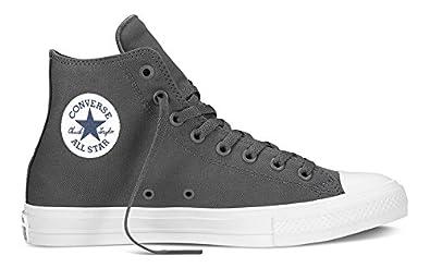 4abda860d6e7 ... promo code for converse herren chuck taylor all star ii sneakers grau  thunder white navy 3ae4e