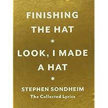 Hat Box: The Collected Lyrics of Stephen Sondheim: A Box Set
