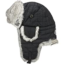 Mad Bomber Canvas Hat, Large, Real Tree AP Pink/Brown