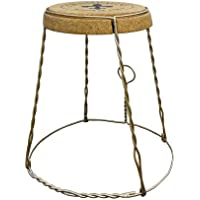 Epicureanist Champagne Cork Table, Metal