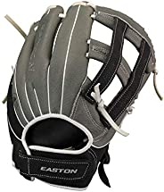 EASTON Ghost Flex Youth Fastpitch Softball Glove Series, Female Athlete Design, Ultra Soft Hog Hide Leather, S