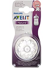 Philips Avent Natural Teat, 3 months, Piece of 1