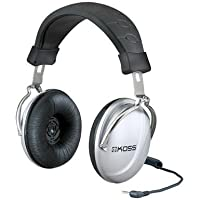 Stereo Headphone-Silver