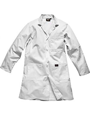 Men's Redhawk Warehouse Jacket White S!