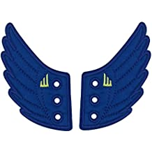 The Original Shwings: Fly Your True Colors - Neon Blue Shoe Wings (10212N)