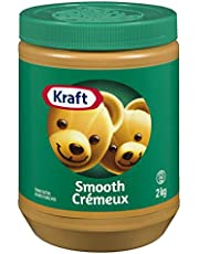 Kraft Peanut Butter, Smooth, 2kg