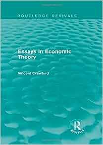 Essays in positive economics amazon