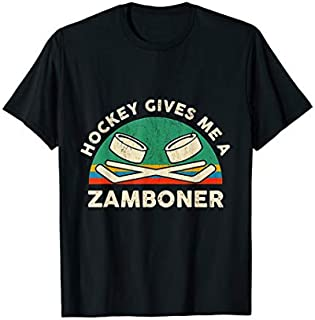 Best Gift Hockey Gives Me A Zamboner Limited Edition Hockey  Need Funny TShirt / S - 5Xl