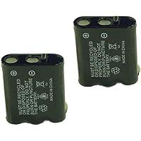 Panasonic N4HKGMA00001 Cordless Phone Combo-Pack includes: 2 x BATT-511 Batteries