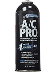 A/C PRO (ACP-102) PRO Professional Formula R-134a Ultra Synthetic Air Conditioning Refrigerant Refill - 12 oz.