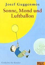 Sonne, Mond und Luftballon.